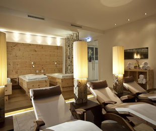 Spa Wellness Ruheraum Jesacherhof