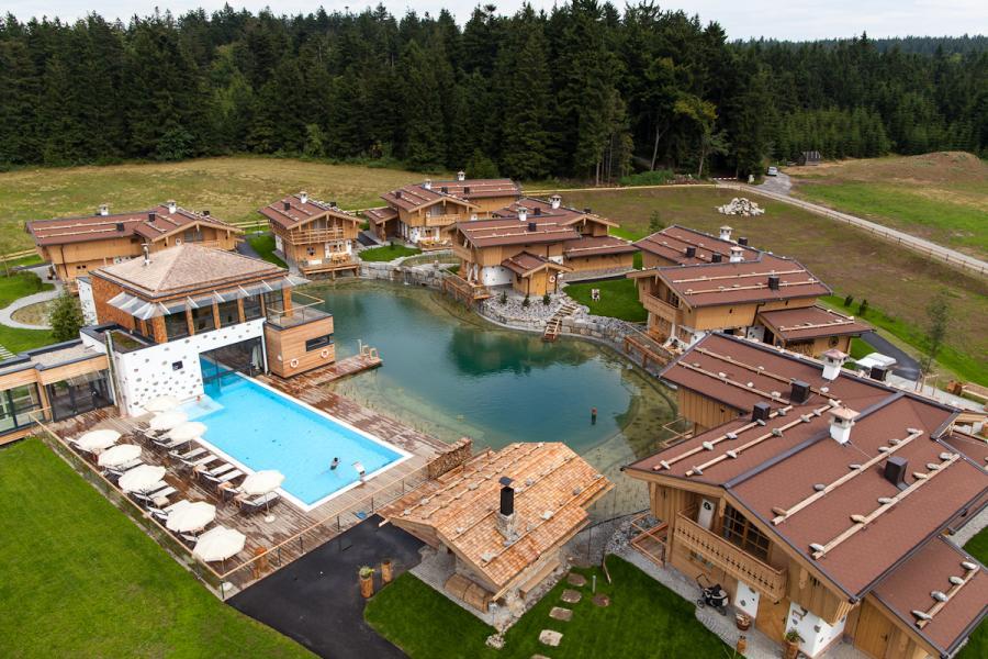 Chaletdorf, Architekt Chaletdorf, Planung Chalet, Hotelarchitektur ...