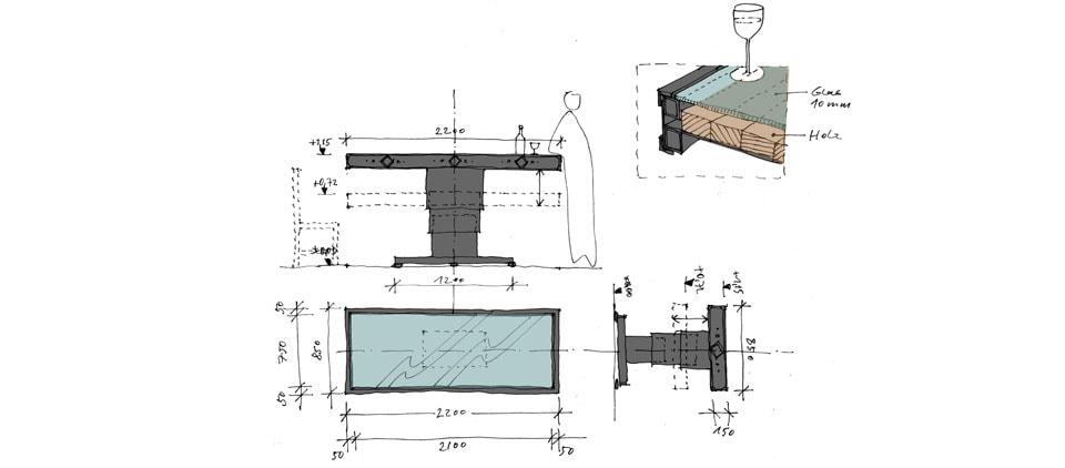 Thurner generalplanung produktdesign for Produktdesign jobs